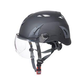 Verne: hjelm, sko, hansker
