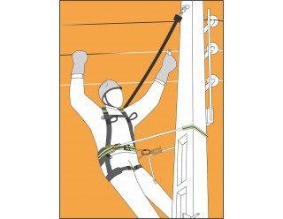 Tilkobling - begrensning & arbeidsposisjonering 40